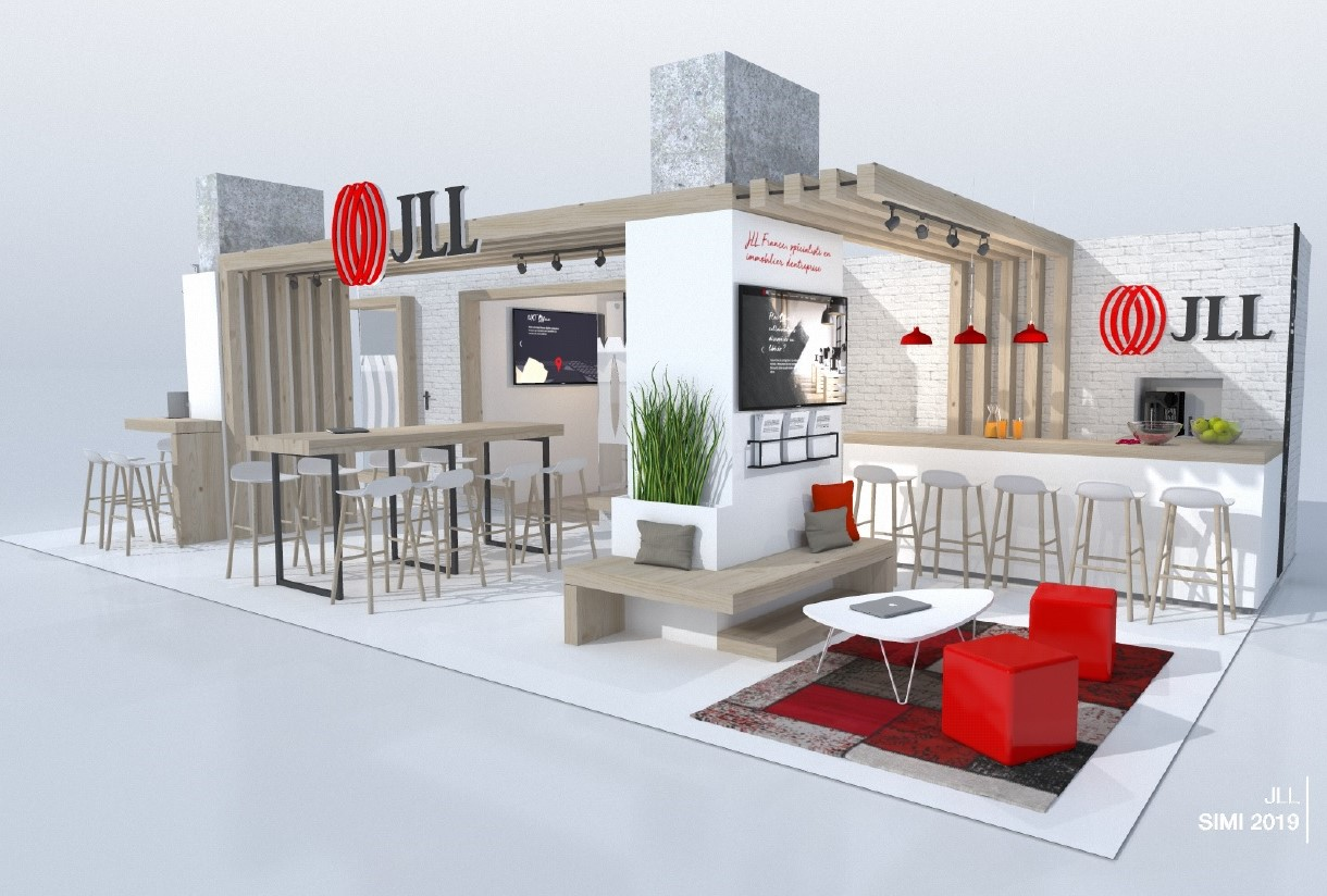 Image stand  JLL SIMI Camille